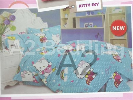 Sprei Hello Kitty Sky